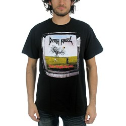 Death Angel - Mens Frolic Through The Park T-Shirt in Black