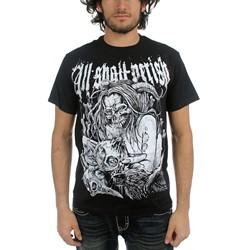 All Shall Perish - Mens Bird Flu T-Shirt in Black