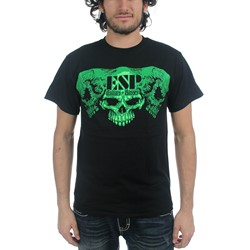 ESP Guitars - Mens 7 T-Shirt in Black