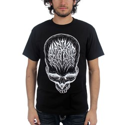 Rebel8 - Mens Skull Scribe T-shirt