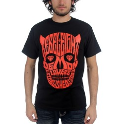 Rebel8 - Mens Demon Lovers T-shirt