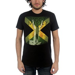 Ziggy Marley - Mens Jamaican Photo T-Shirt