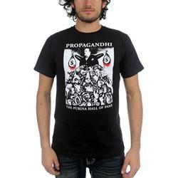 Propagandhi - Mens Purina Hall Of Fame T-Shirt