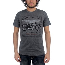 Strung Out - Mens Vintage Bike T-Shirt