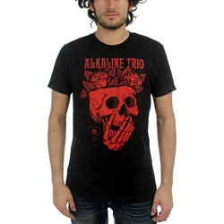 Alkaline Trio - Mens Rosebrains T-Shirt