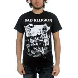Bad Religion - Mens The Past Is Dead T-Shirt