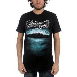 Parkway Drive - Mens Deep Blue Skyline Slimfit T-Shirt