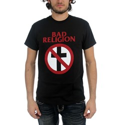 Bad Religion - Mens Classic Crossbuster T-Shirt