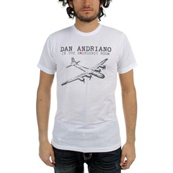 Dan Andriano In The ER - Mens Airplane T-Shirt