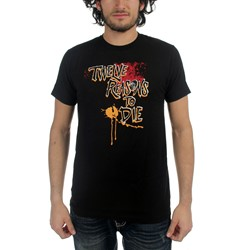 Black Mask Studios - Mens 12 Reasons to Die Logo T-Shirt