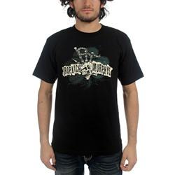 Dropkick Murphys - Mens Bagpipe Mohawk T-Shirt
