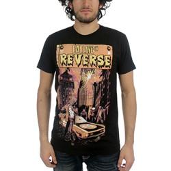 Falling In Reverse - Mens Comic Book T-Shirt