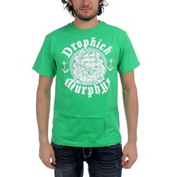Dropkick Murphys - Mens Irish Rover T-Shirt