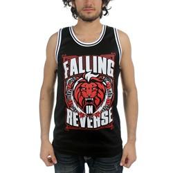 Falling In Reverse - Mens Ronnie Radke 13 Jersey Tank Top