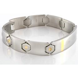 Titanium Bracelet (TIBX-044)