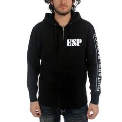ESP Guitars - Mens Logo Hoodie in Black