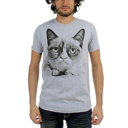 Grumpy Cat - Mens Photo T-Shirt