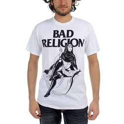 Bad Religion - Mens Sexy Nun T-Shirt