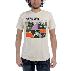 Refused - Mens Shape Of Punk To Come T-Shirt