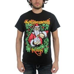 Kottonmouth Kings - Mens Jingle Bowls T-Shirt in Black