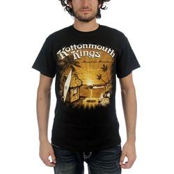 Kottonmouth Kings - Mens Sunrise Shack T-shirt in Black