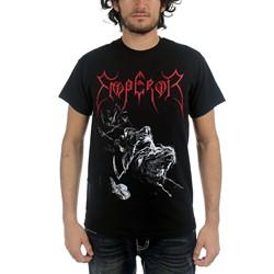 Emperor - Mens Rider T-shirt in Black