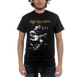 Dir En Grey - Mens Statue T-Shirt in Black