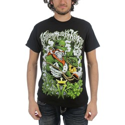 Kottonmouth Kings - Pot O Smoke Mens T-Shirt In Black