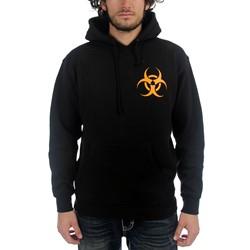Biohazard - Gang/Rockers Mens Hoodie In Black