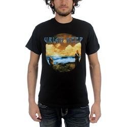 Uriah Heep - Mens Celebration T-shirt in Black