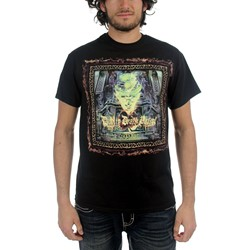 Dublin Death Patrol - Mens DDP 4 Life T-Shirt in Black