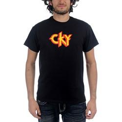 Cky - Classic Logo Mens T-Shirt In Black