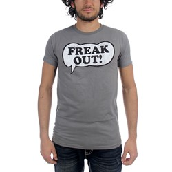 Frank Zappa - Mens Freak Out  T-shirt in Black