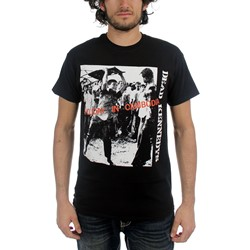 Dead Kennedys - Mens Holiday in Cambodia T-Shirt in Black