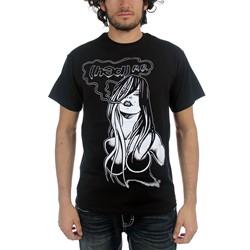 Hed Pe - Ruca Mens T-Shirt In Black