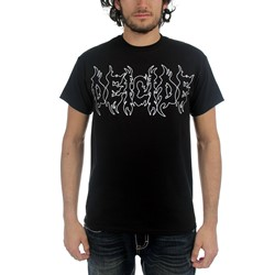 Deicide - Mens Logo T-Shirt in Black
