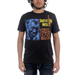 Howlin Wolf - Mens Ann Arbor T-shirt in Black