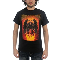 Cradle of Filth - Mens Fire Power T-Shirt in Black