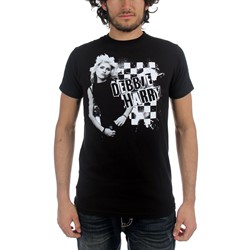 Debbie Harry - Mens Naughty T-Shirt in Black