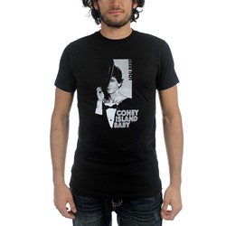 Lou Reed - Mens Coney Island Baby T-Shirt in Black