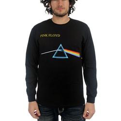 Pink Floyd - Dark Side Of The Moon Long Sleeve Adult T-Shirt
