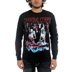 Cannibal Corpse - Butchered At Birth  Long Sleeve Adult T-Shirt