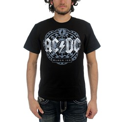 Ac/Dc - Black Ice Adult T-Shirt