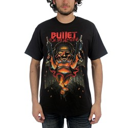 Bullet For My Valentine - Automatic Mens S/S T-Shirt In Black