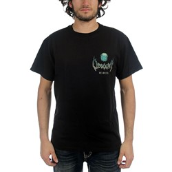 Obscura - Mens Velocity T-Shirt In Black