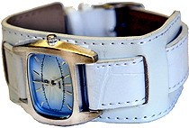 UrbanPUNK The Fafa Watch in Light Blue