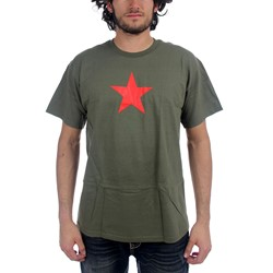 Price Busters - Red Star Adult T-Shirt