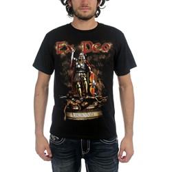 Ex Deo - Mens Centurion T-Shirt In Black