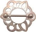 Sterling Silver Nipple Shield