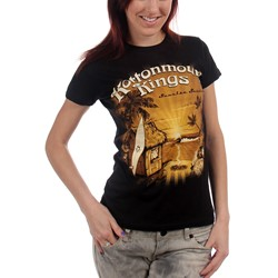 Kottonmouth Kings - Juniors Sunrise Shack T-shirt in Black